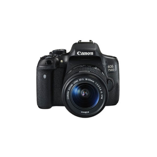 Canon EOS 750D Kit (18-55mm STM)