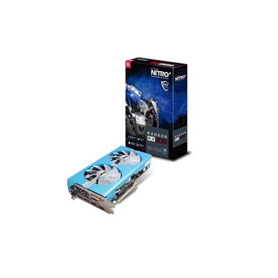 11265-21-20G SAPPHIRE NITRO+ RX580 8GB SUPER OC EXTREME