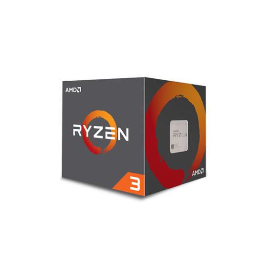 AMD RYZEN 3 1300X 3.7GHz, 4 CORE, AM4 CPU