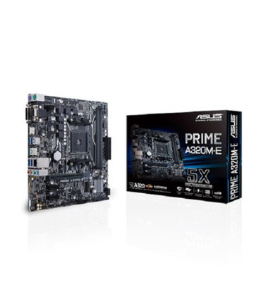 Asus Prime A320M-E AM4 DDR4 M-ATX motherboard
