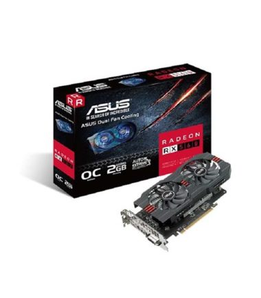 Asus RX560-O2G DDR5 Video card
