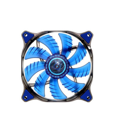COUGAR CF-D12HB-B 120mm BLUE LED Hydraulic Bearing Case Fan