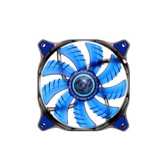 COUGAR CF-D12HB-B 120mm BLUE LED Hydraulic Bearing Case Fan