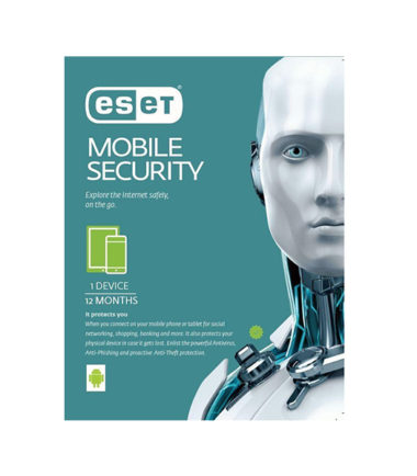 ESET Mobile Security for Android 1 device 1 Yr ES-MSEC1D1Y