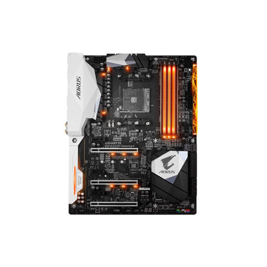 GIGABYTE AX370-GAMING 5 AM4 DDR4 ATX MOTHERBOARD