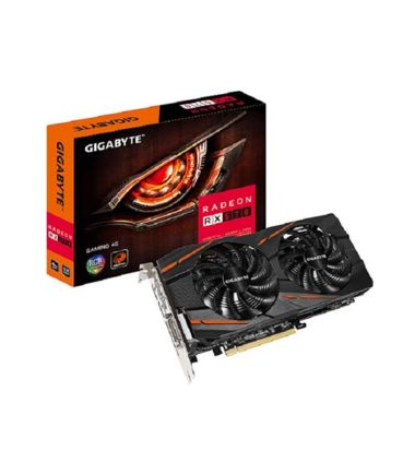 GIGABYTE RX570GAMING-4GD RX570 4G VIDEO CARD