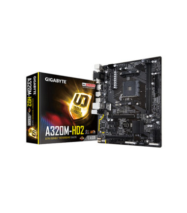 Gigabyte GA-A320M-HD2 AM4 Motherboard