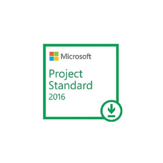KEY ONLY EMAIL MICROSOFT Project Standard 2016