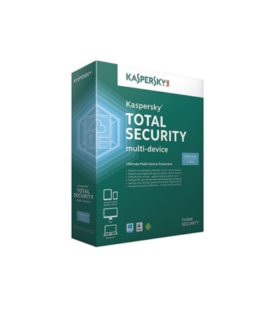 Kaspersky Total Security 2018 3 Device 1 Year Email Key