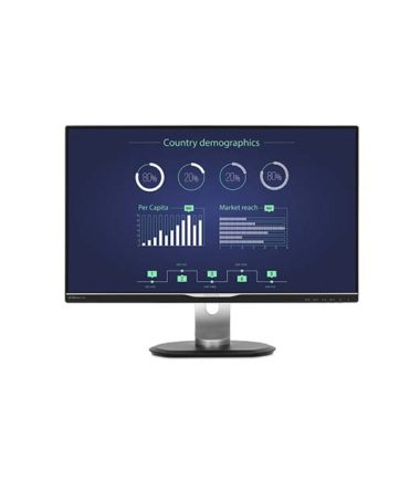 PHILIPS 258B6QUEB 25in IPS-LED USB-C DOCKING MONITOR