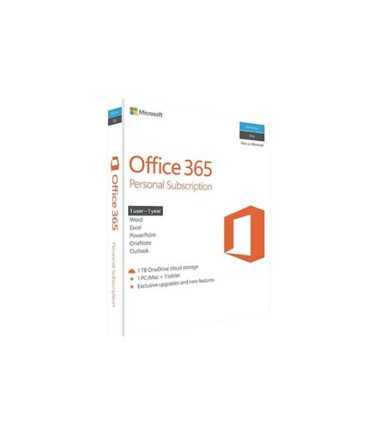 QQ2-00645 MICROSOFT OFFICE 365 PERSONAL (1 Device, 1 YR)
