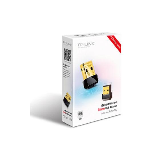 TP-LINK TL-ARCHER T1U AC450 WIRELESS NANO USB ADAPTER