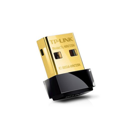 TP-LINK TL-WN725N WIRELESS N150 USB ADAPTER