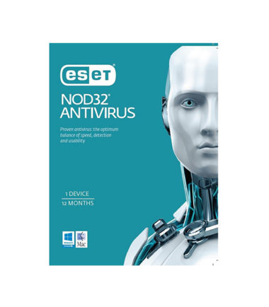 ESET NOD32 AntiVirus 1 PC 1 year AV-ES-NOD32OEM