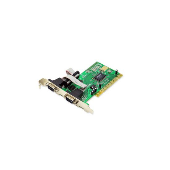 2 PORT PCI HIGH SPEED SERIAL CARD