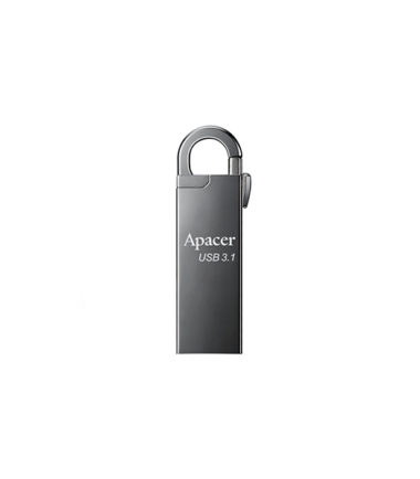 APACER AH15A 64G USB3.1 Flash Drive Metallic Snap Hook