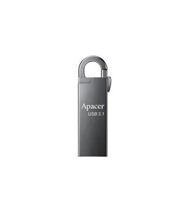 APACER AH15A 64G USB3.1 Flash Drive Metallic Snap Hook