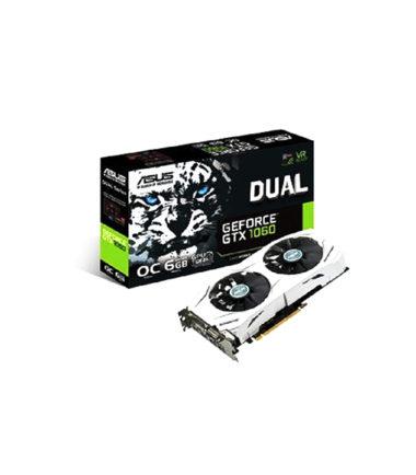 ASUS DUAL-GTX1060-O6G GTX1060 6GB Video Card