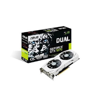 ASUS DUAL-GTX1070-O8G GTX1070 OC 8G VIDEO CARD