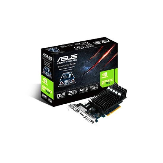 ASUS GT730-SL-2GD3-BRK GT730 2GB PCI-E VIDEO