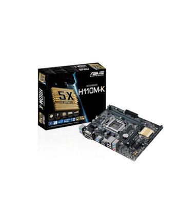 ASUS H110M-K DDR4 SKT-1151 MATX (VGA, DVI) MB