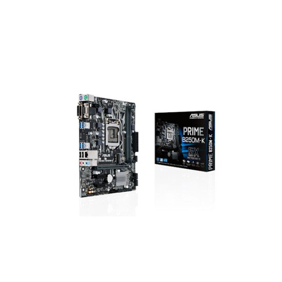ASUS PRIME B250M-K MOTHERBOARD SKT-1151