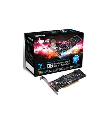 ASUS XONAR DG PCI GAMING SOUND CARD