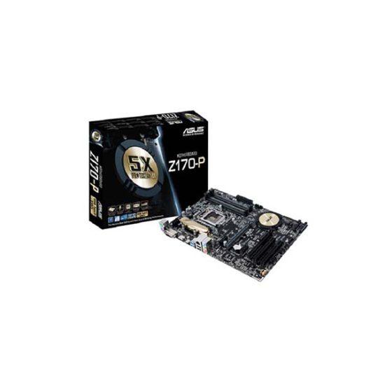 ASUS Z170-P SKT-1151 MB (7th GEN, KABYLAKE CPU READY)