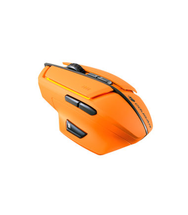 COUGAR 600M ORANGE - RGB GAMING MOUSE 8200dpi, UIX