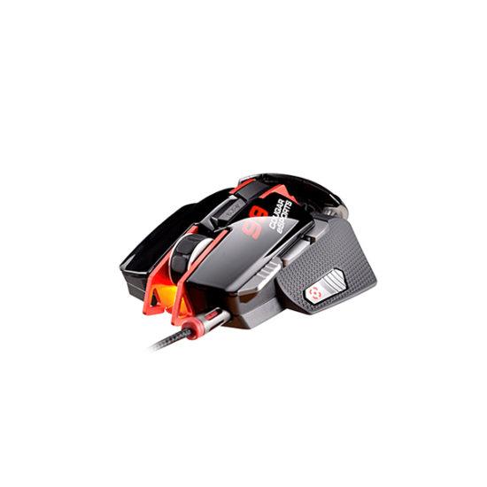 COUGAR 700M ESPORT BLACKRED RGB GAMING MOUSE, UIX