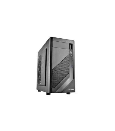 COUGAR MG110-STE400 MINI TOWER CASE, 400W PSU, USB 3.0