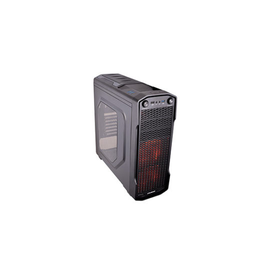 COUGAR MX310 MIDI TOWER (USB CHARGING, FAN CONTROL, USB 3.0)