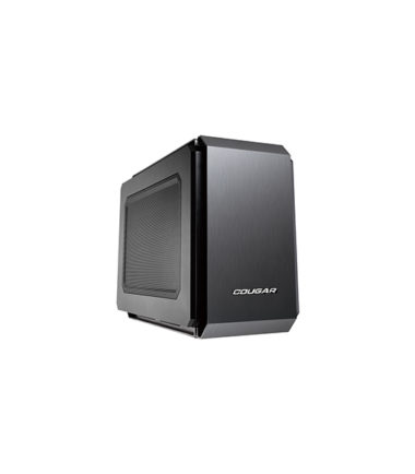 COUGAR QBX MINI-ITX GAMING CASE (NO PSU)