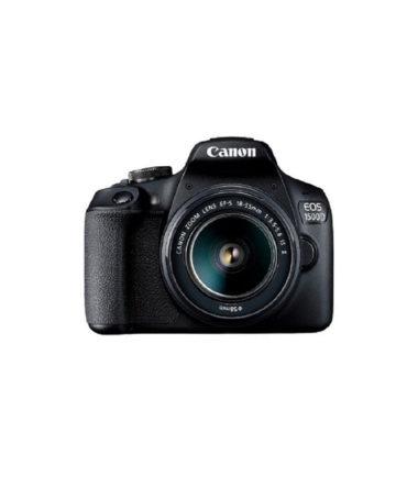 Canon EOS 1500D Kit (18-55mm IS II) Black