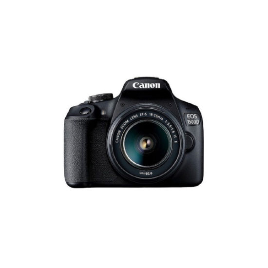 Canon EOS 1500D Kit (18-55mm IS II) Black