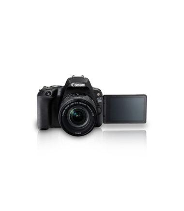 Canon EOS 200D Kit (18-55mm STM) Black