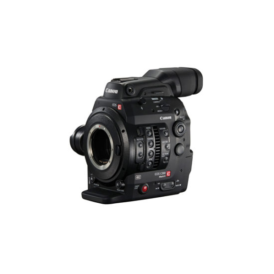 Canon EOS C300 Mark II Camera body (EF mount)