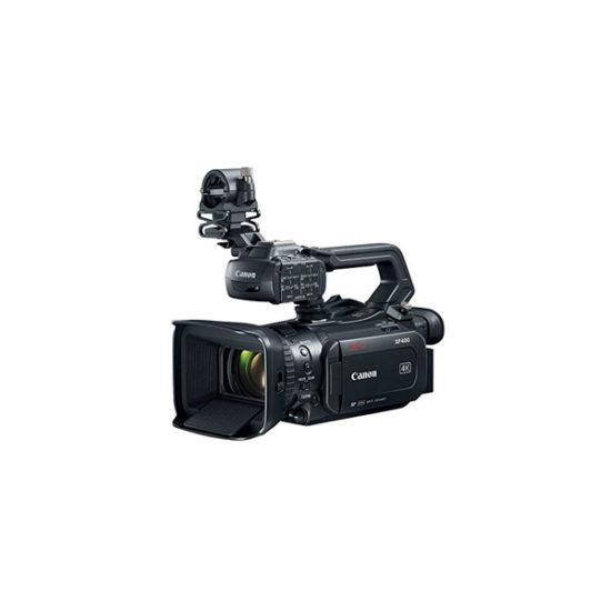 Canon XF400 HD Camcorder (Black)