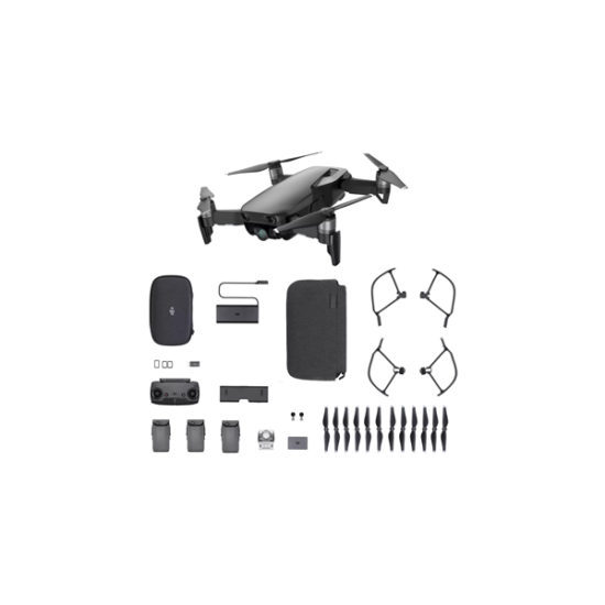 DJI Mavic Air Fly More Combo (Onyx Black, Not Activated)