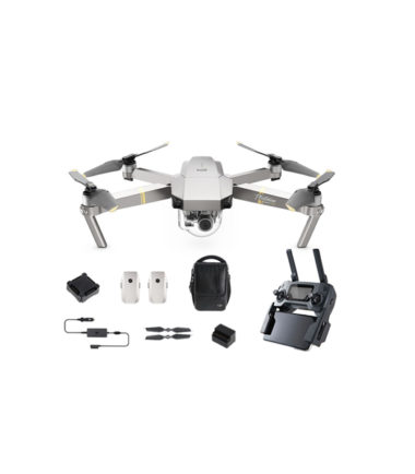 DJI Mavic Pro Fly More Combo (Platinum, Not Activated)