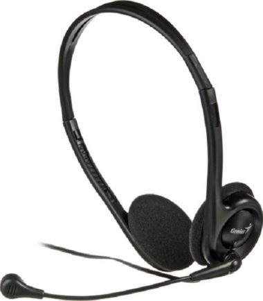 GENIUS HS-200C PC HEADSET & MIC