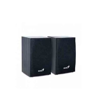 GENIUS SP-HF160 2.0 USB SPEAKER (Black, 2x2W)