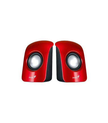 GENIUS SP-U115-RED 2.0 USB SPEAKER
