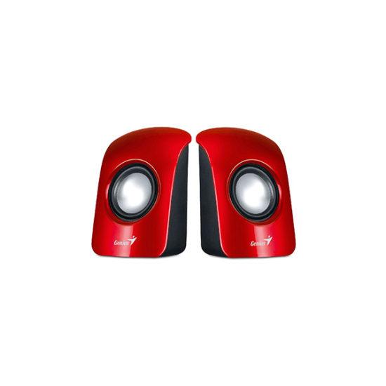 GENIUS SP-U115-RED 2.0 USB SPEAKER