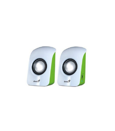 GENIUS SP-U115-WHITE 2.0 USB SPEAKER