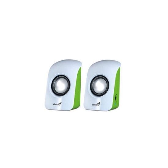 GENIUS SP-U115-WHITE 2.0 USB SPEAKER