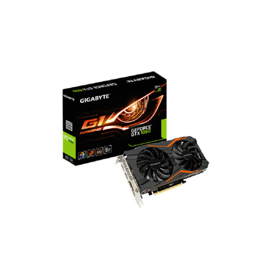 GIGABYTE N1050G1-GAMING-2GD GTX1050 2GB VIDEO CARD
