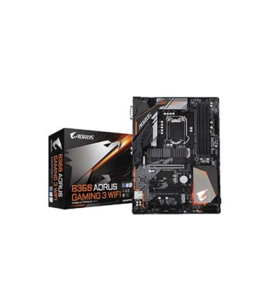 Gigabyte GA-B360-AORUS-GAMING-3 8th gen motherboard 1151