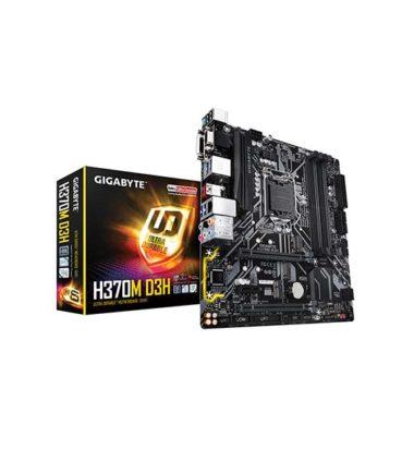 Gigabyte GA-H370M-D3H 8th gen motherboard 1151