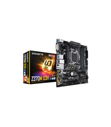 Gigabyte GA-Z370M-D3H motherboard Z370 8th gen skt-1151